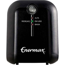 Estabilizador Enermax Exs Ii Power 1000va 115v Mania Virtual