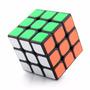Cubo Mágico Rubik Profissional 3x3x3 (frete Grátis) Brinde
