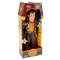 Boneco Woody Toy Story Talking Fala 20 Frases Disney Store