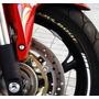 Friso Adesivo Refletivo Rec01 Roda Moto Honda Cbr 600 F Cb