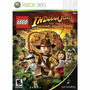 Lego Indiana Jones The Original Adventure Xbox 360