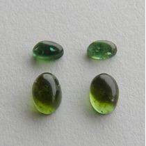 Turmalina Natural Pedra Preciosa Preço De 4 Gemas 3131