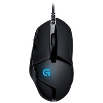 Mouse G402 Hyperion 4000 Dpi Optico Gaming - 910-004069 Log