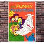 Poster Exclusivo Fantasminha Legal Hanna Barbera 30x42cm