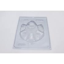 Forma De Silicone Para Cascão Cod 854 - Bwb