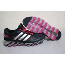 Tenis Adidas Springblade 2 Razor Feminino Preto/rosa