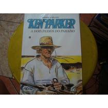 Ken Parker 43 Dois Passos Paraiso Tapejara Rara Faclubetex20