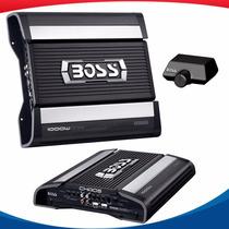 Amplificador Módulo Boss Audio Ce1004 1000w 4 Canais Mosfet