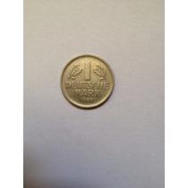Moeda 1 Deutsche Mark - 1980