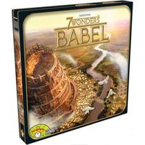 Babel - Expansão Jogo Tabuleiro 7 Wonders - Asmodee Repos