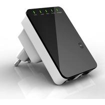 Roteador Wireless 300mbps Ap Replicador Amplificador Melhor!