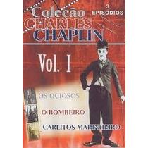 Dvd Coleção Charles Chaplin Volume 1