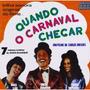 Cd Chico Buarque Nara Maria Bethân- Quando O Carnaval(930873