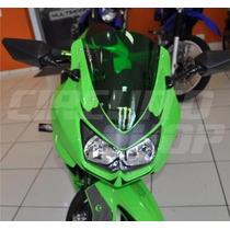 Adesivo Protetor Carenagem Frontal Moto Kawasaki Ninja 250