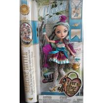 Boneca Ever After High First Chap - Madeline Hatter - Mattel