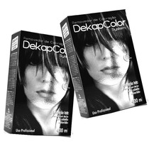 Dekapcolor System Yamá Removedor De Coloração 400ml -02 Kits