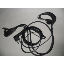 Fone C/ Microfone De Lapela Mini-ptt P/ Ht Ep-450 Motorola