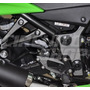 Protetor Relevo Quadro Pedaleira Moto Kawasaki Ninja 250 R