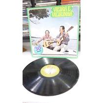 Vieira E Vieirinha/ 30 Ano Violas E Catiras Lp Usado 1980