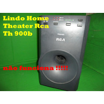 Lindo Home Theater Rca Th900b Não Funciona 70,00