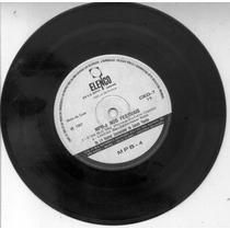 Mpb-4 Nos Festivais Da Música Popular Elenco Ep 1967 Mono