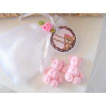 30 Mini Sabonete Lembrancinhas Brinde Maternidade Chá Fralda