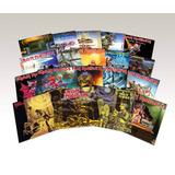 Iron Maiden Lista Completa De 19 Singles / Compacto England