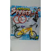 Mini Bicicleta Para Montar