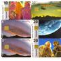 Cartão Telefonico Swisscom - 6 Cartões - Para Colecionadores