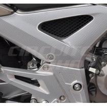 Adesivo Protetor Quadro Pedaleira Moto Honda Cbx 250 Twister