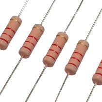 Kit 100 * Resistores 3w Escolha Os Valores