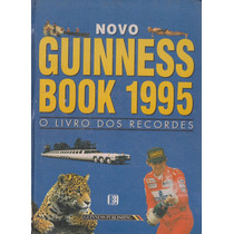 Guinnes Book 1995 O Livro Do Recordes R$ 9,90