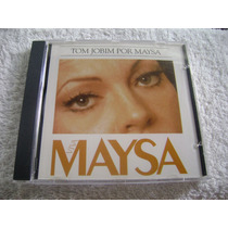 Cd - Maysa Interpreta Tom Jobim
