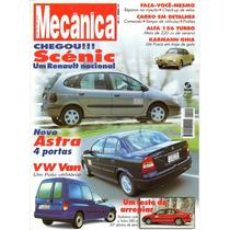 Oficina Mecânica Nº150 Scénic Astra Karmann Ghia Alfa 156