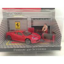 Ferrari 430 Scuderia Original Escala: 1/43 - Burago