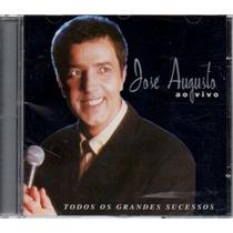 =cd José Augusto - Todos Os Grandes Sucessos - Ao Vivo