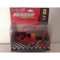 Ferrari 250 Testa Rossa Escala: 1/43 - Burago