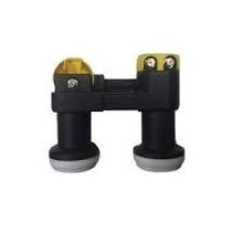 Kit Lnb Carona 2x1 Banda Ku (61w+61w Key+70w) Receptor