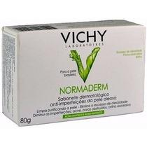 Normaderm Sabonete Barra 80g Vichy Anti-imperfeições