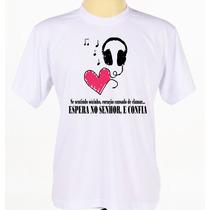 Camisa Camiseta Gospel Cristã Evangélica Frases Jesus Deus