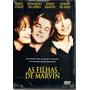 Dvd As Filhas De Marvin - Meryl Streep - Lacrado - Novo