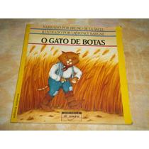 Livro O Gato De Botas Histórias De Sempre Editora Scipione