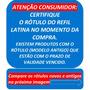 Refil Filtro Latina Puritronic, Puriice E P355 - 3 Estágios