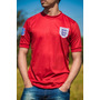 Camisa Retrô Inglaterra Copa De 1966 - Das Antigas Football