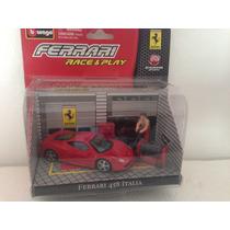 Ferrari 458 Italia Escala: 1/43 - Burago