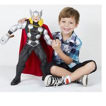 Boneco Thor Premium Gigante - Mimo Marvel 61 Cm