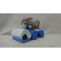 Boneco Gato Do Tom E Jerry Com Escavadeira Mc Donald´s
