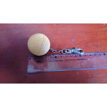 Chaveiro Coleção Bola De Golfe Porta Treco