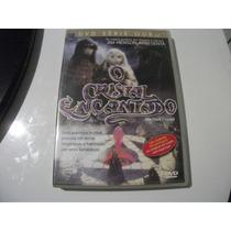 Dvd O Cristal Encantado Filme Infantil