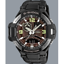Relógio G-shock Aviation Gravity Defier Ga-1000